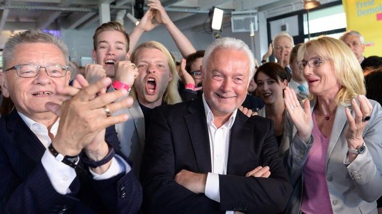 2017: Wahl in den Landtag